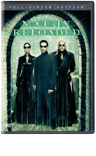 The Matrix Reloaded (Full Screen - Reloaded The Gift