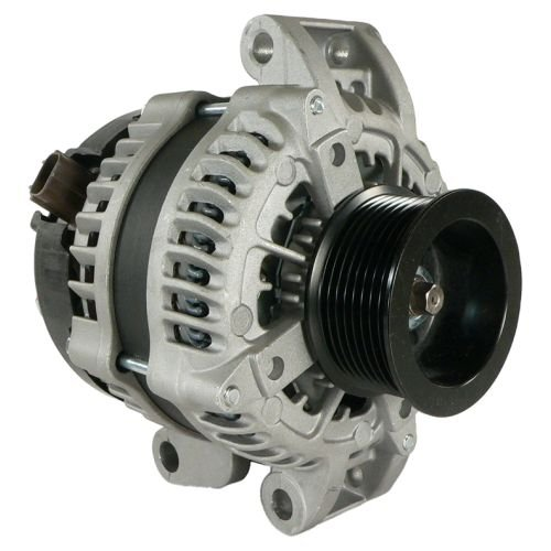 DB Electrical AND0456 New Alternator For 6.4L 6.4 Ford F Series Pickup Diesel 08 09 10 2008 2009 2010, F450 Super Duty 08 09 10 2008 2009 2010 ND021080-0240 ND104210-6103 7C3T-10300-EE VDN12001201-A