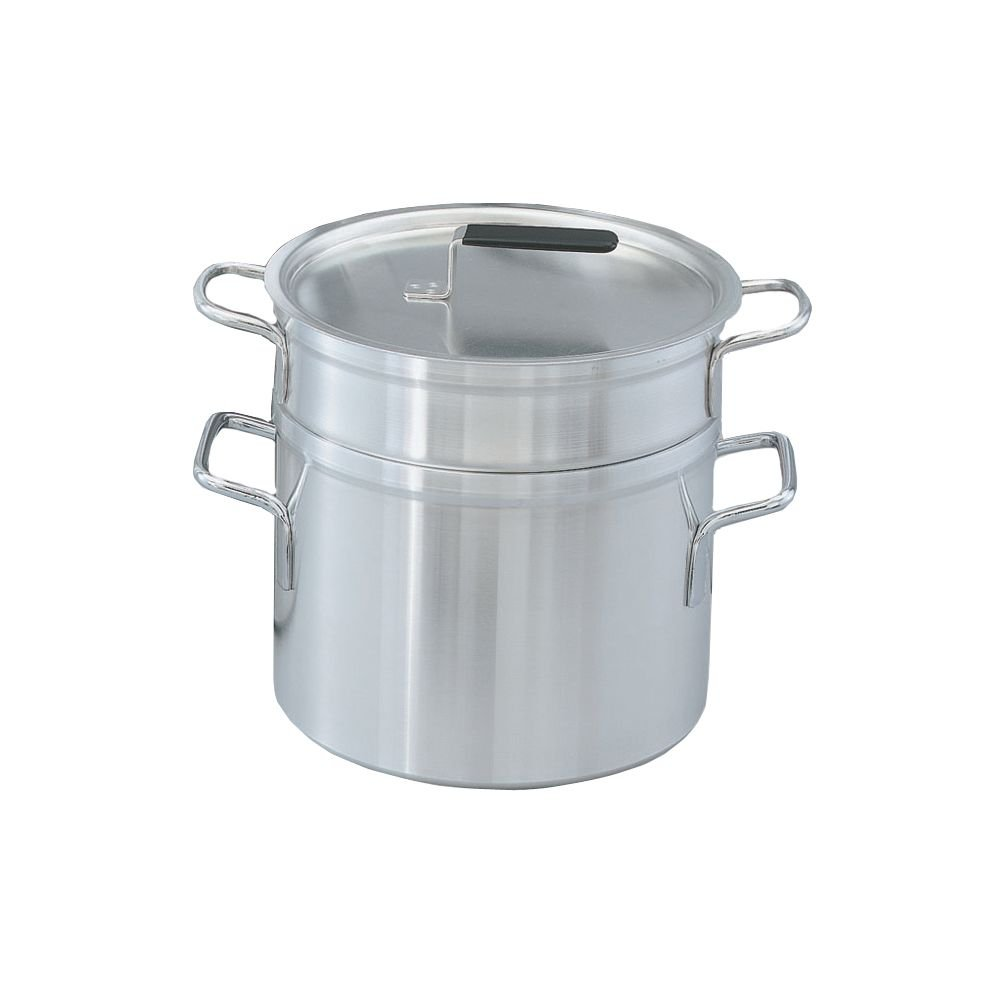 Vollrath 67717 Double Boiler with 17.5 Quart Inset And 20 Quart Pot