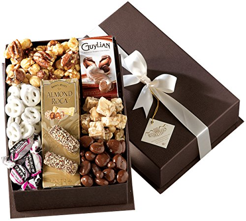 Broadway Basketeers Chocolate Gift Assortment Gift Idea (Gift Basket Ideas For Family)