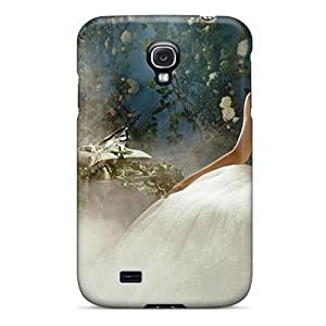Flexible Tpu Back Case Cover For Galaxy S4 - Fairy Beauty