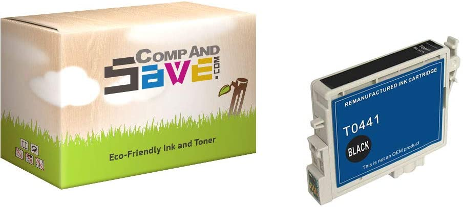 CompAndSave Replacement for Epson T044220 Cyan Ink Cartridge