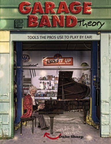 GARAGE BAND THEORY, TOOLS THE PRO'S USE TO PLAY BY EAR