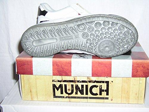 Munich G3 Kid 202, 151202, weiß/rosa, Größe 32 EU