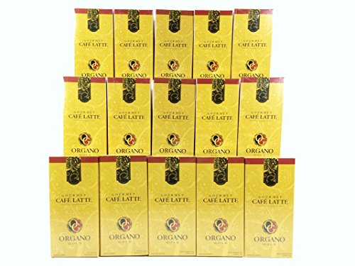 Organo Gold 30 Boxes Cafe Latte by Organo Gold