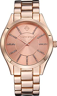 Timothy Stone CHARME STAINLESS Women's Design Watch 40mm