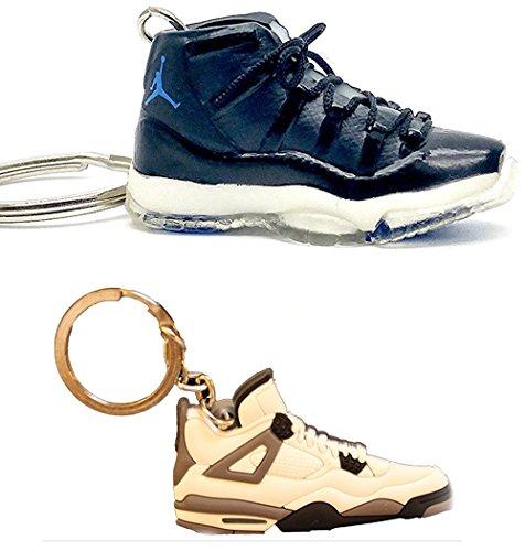 jordan shoe keychain - 5