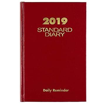 AT-A-GLANCE - Agenda estándar, enero 2019 - diciembre 2019 ...