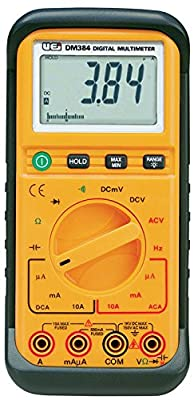 Universal Enterprises, Inc. (UEI) DM384 DM384 Digital Multimeter