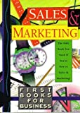 img - for Sales and Marketing (First Books for Business) book / textbook / text book
