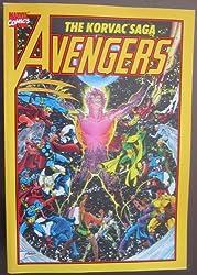 Avengers : the Korvac saga