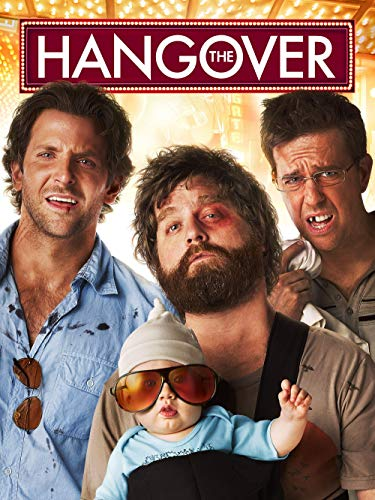DVD : The Hangover (2009)