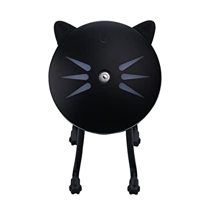 VORCOOL LED Mini Humidificador de Aroma Portátil USB Purificador ...