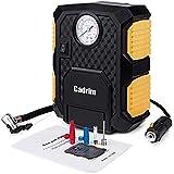 Cadrim Bomba de agua,Bomba de aire eléctrica,Bomba con adaptador de alimentación de coche/casa para Colchones de Aire, Botes Inflables, Camas de Invitados