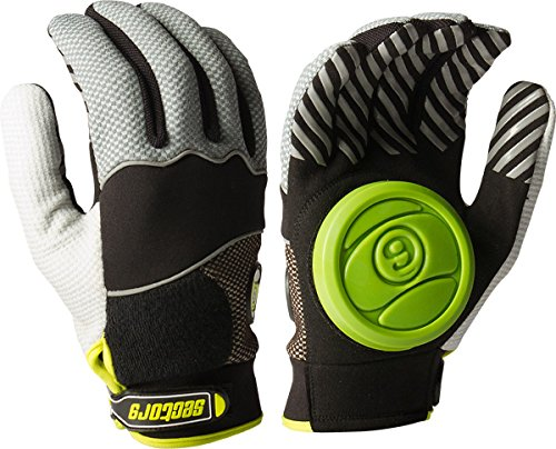 Sector 9 Apex Slide Gloves S/M-Grey/Charcoal