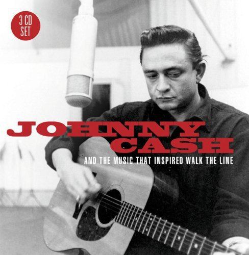 Johnny Cash - Music That Inspired Walk the Line (United Kingdom - Import, 3PC)