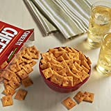 Cheez-It, Baked Snack Cheese Crackers, Reduced Fat