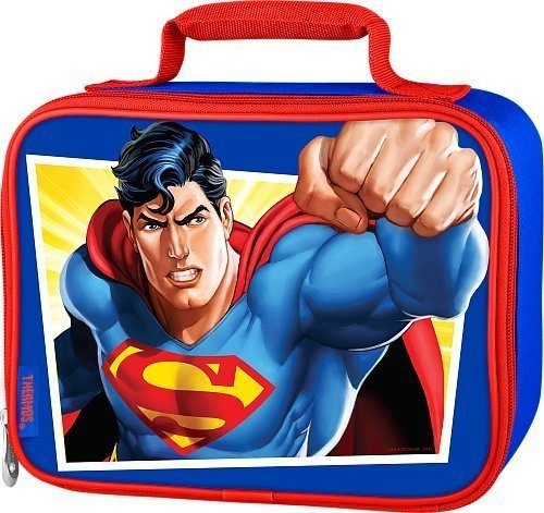 Thermos Superman Boys Soft Lunch