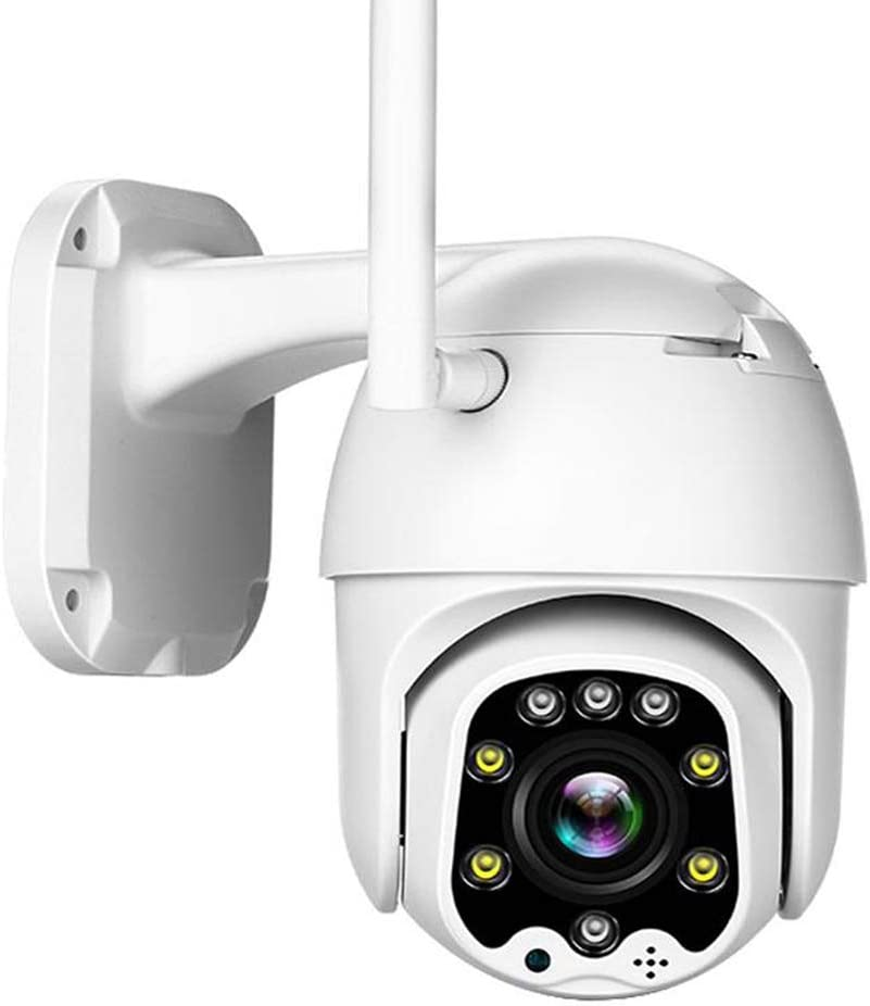 Alptop Outdoor PTZ Wireless WiFi IP Security Camera 1080P Home Surveillance Camera for Baby Elder Pet Nanny Monitor,Pan Tilt,Two-Way Audio,Motion Detection Night Vision AT-500DW