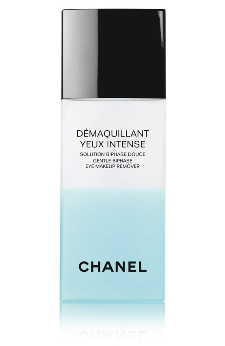 DÉMAQUILLANT YEUX INTENSE GENTLE BI-PHASE EYE MAKEUP REMOVER 3.4 oz by CHZMEL