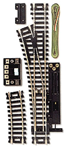 (HO Code 100 Remote Left-Hand Switch)