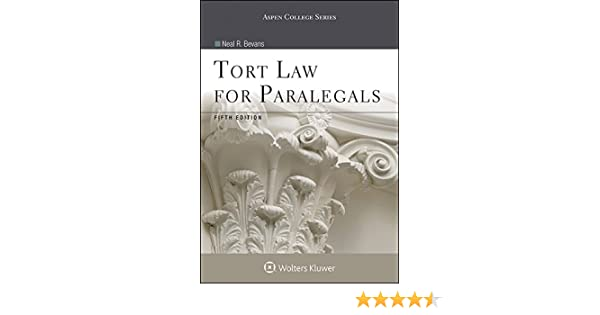 Tort law for paralegals aspen college series kindle edition by tort law for paralegals aspen college series kindle edition by neal r bevans professional technical kindle ebooks amazon fandeluxe Image collections
