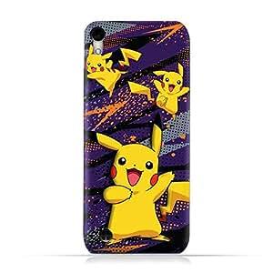 Lava Iris 30 TPU Soft Protective Case with Pokemon Pikachu Design