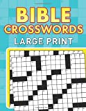 Bible Crosswords--Large Print, Barbour Publishing, Inc. Staff, 1624168728
