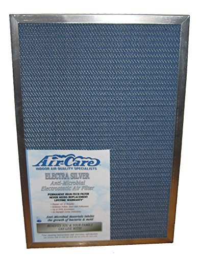 17x 22x 1Electrostatic Washable Permanent A / C炉エアフィルタby AirCare