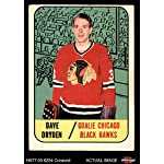 Dave Dryden Chicago Blackhawks Autographed 4x6 Photo This item comes with a certificate of authenticity from Autograph-Sports.