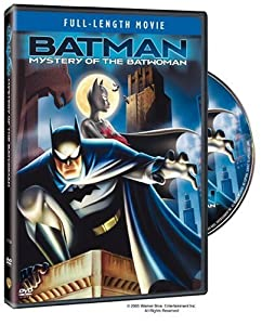 Batman: Mystery of the Batwoman at Gotham City Store
