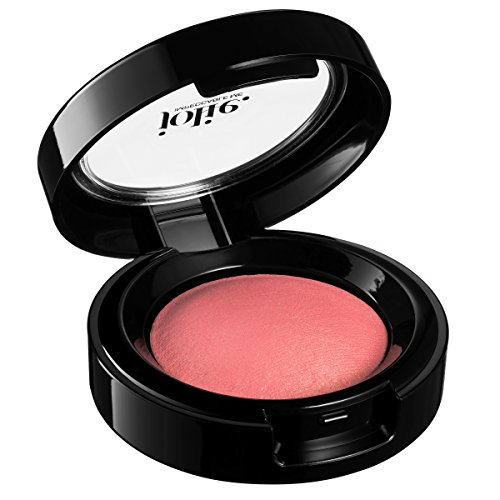 Jolie Radiant Marbleized Baked Blush Blusher Cheek Color - Silky Smooth - - Nectar Gold