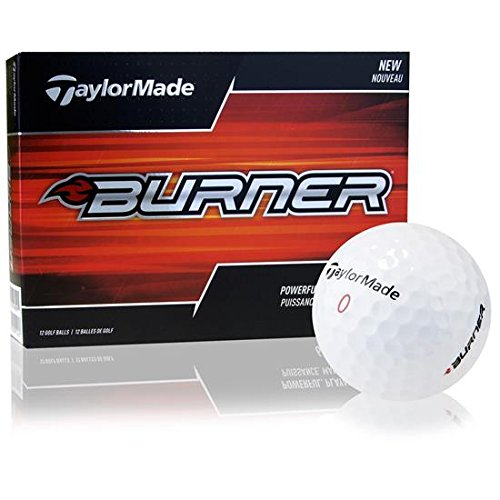 Performance Line Taylormade (Taylor Made Burner Personalized Golf Balls)
