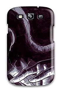New Black And White Spiderman Tpu Skin Case Compatible With Galaxy S3