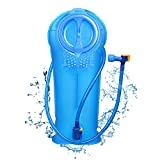 Unigear Hydration Water Bladder Reservoir BPA Free FDA Approved and Taste Free for Backpacking, Biking, Hiking and Camping
