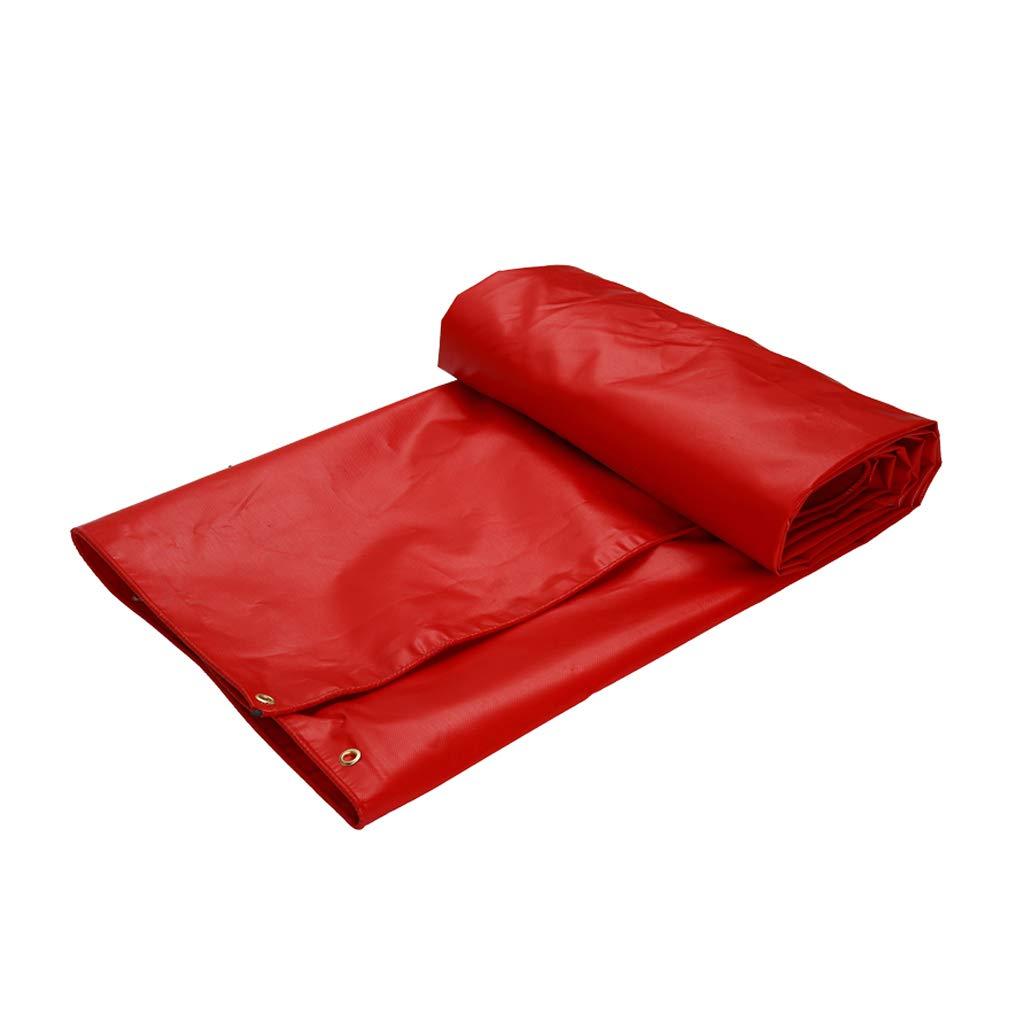 正規激安 ターポリンヘビーデューティー防水 防水性プラスチックファブリック、屋外日よけ、日焼け止め 3*3m、断熱 3*3m|赤、防水 赤、耐摩耗性(黒、白、緑、青、銀) カーガーデンルーフ用防水迷彩テント (色 : 白, サイズ さいず : 8*6m) B07R5JMZCP 3*3m|赤 赤 3*3m, 【楽天カード分割】:d92df8fa --- catconnects-ie.access.secure-ssl-servers.org