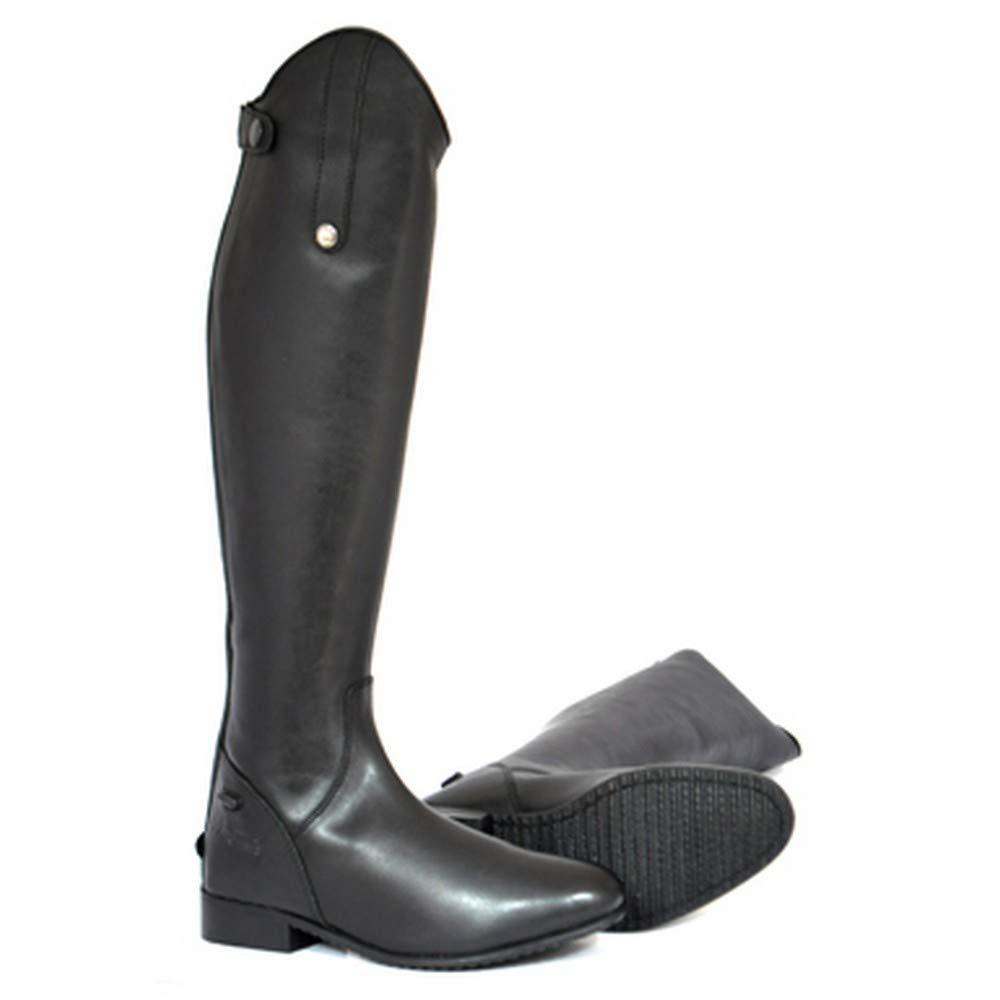 [Mark 5.5 Todd] (マークトッド) 大人用 レザー ロング (マークトッド) ライディングブーツ UK|ブラック 乗馬ブーツ 馬術 ホースライディング B07BJGGYYB 5.5 スタンダード UK|ブラック ブラック 5.5 スタンダード UK, クノヘグン:78a7193a --- m2cweb.com