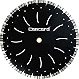 Concord Blades LFB140C12HP 14 Inch Laser Turbo Segmented Diamond Blade with Cooling Holes