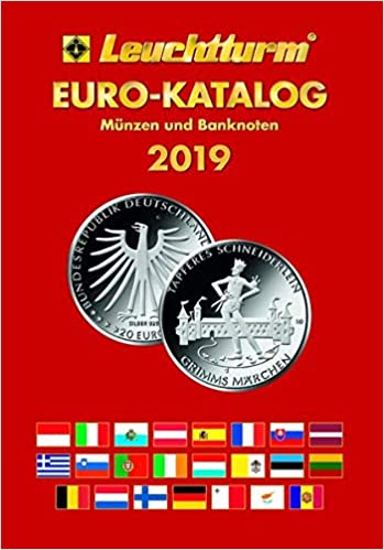 Euro Katalog 2019 Münzen Banknoten 2 Euro Numisbriefe Amazon