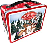 Aquarius Rudolph The Red Nosed Reindeer Gen 2 Tin Storage Fun Box