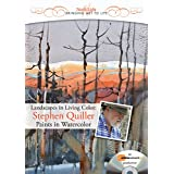 Landscapes in Living Color - Quiller Paints in Watercolor DVD