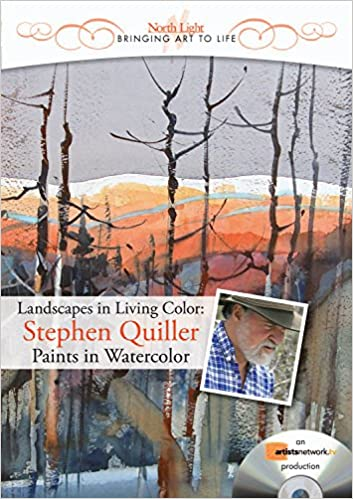 Amazon.in: Buy Quiller Paints in Watercolor (Landscapes in Living ...