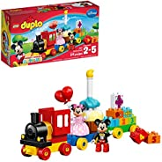 LEGO DUPLO Disney Mickey Mouse Clubhouse Mickey & Minnie Birthday Parade 10597 Disney Toy (24 Pie