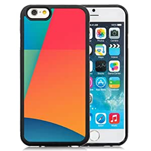 Popular And Durable Designed Case For iPhone 6 4.7 Inch TPU With Nexus 5 Android 4.4 KitKat Default 01 Phone Case