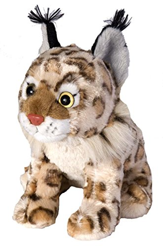 Wild Republic Cuddlekins Bobcat Plush from Wild Republic