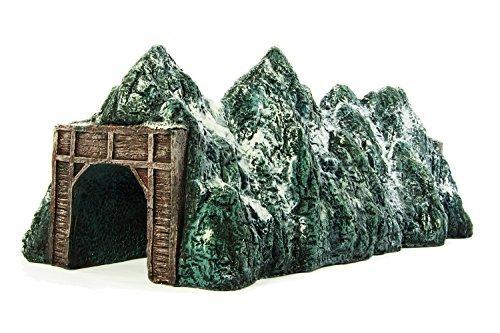 A Model Railroad - N Scale Tunnel Rockies