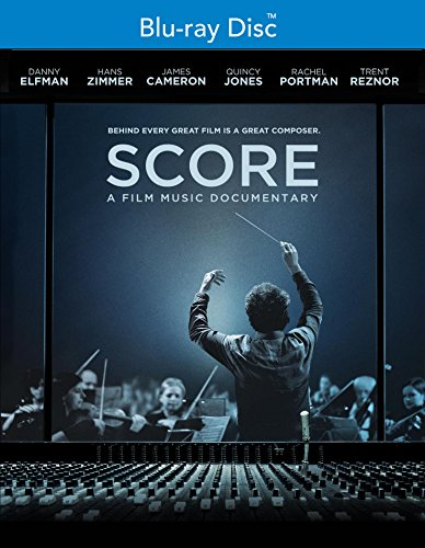 Score: A Film Music Documentary [Blu-ray]