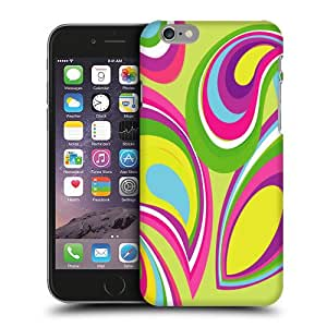 Case Fun Pop Art Snap-on Hard Back Case Cover for Apple iPhone 6 Plus (5.5 inch)