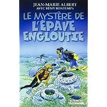 TITOU ET MAXOU T.02 : LE MYSTÈRE DE L'ÉPAVE ENGLOUTIE