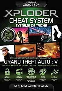 xploder cheat system xbox 360 free download